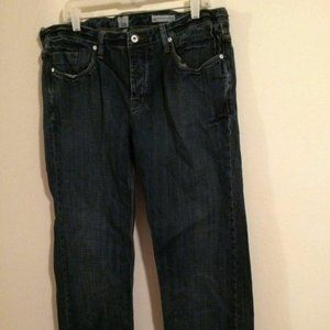 SALT Size 36 Boot cut button fly jeans. N06